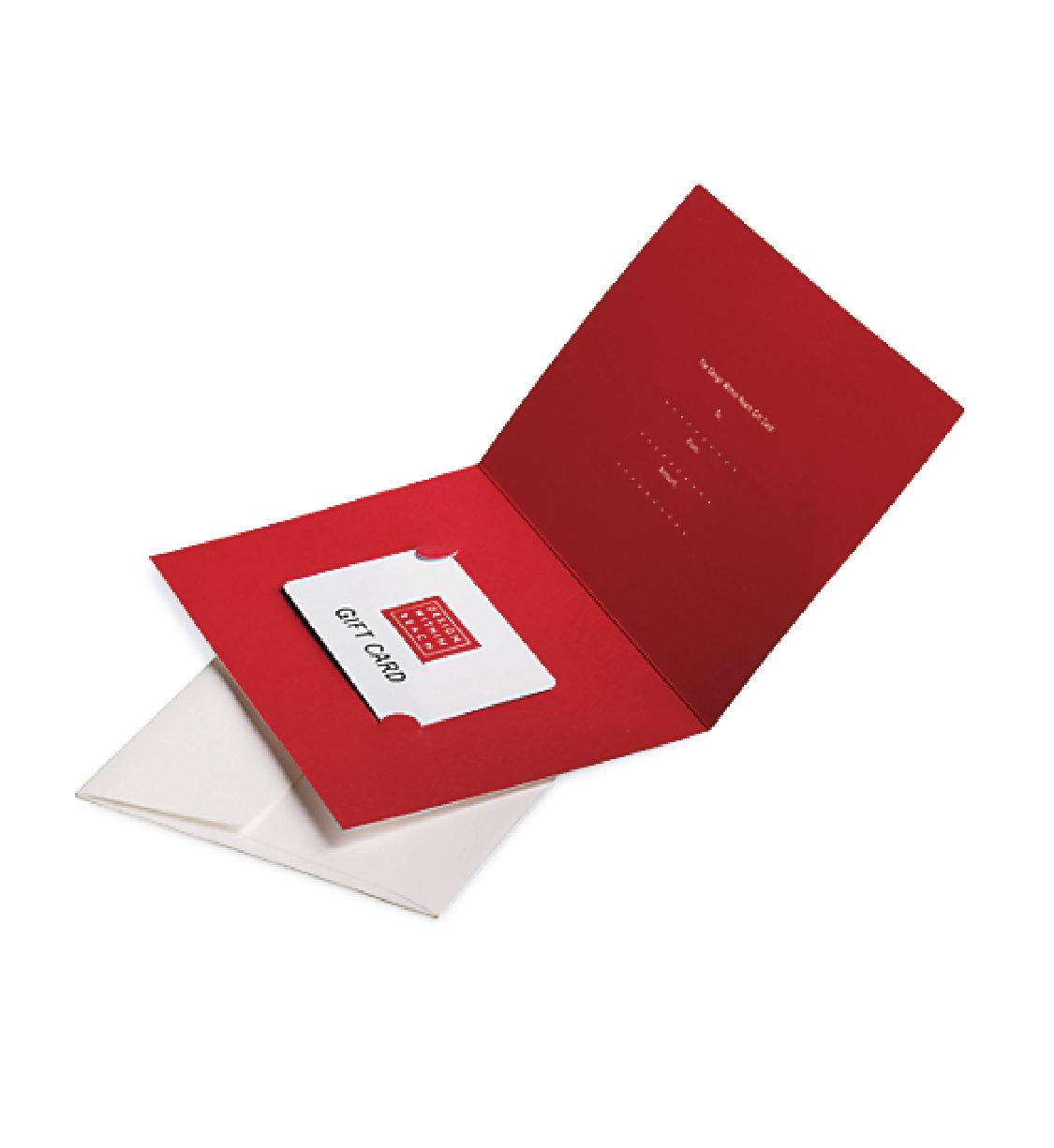 Certificados de regalo