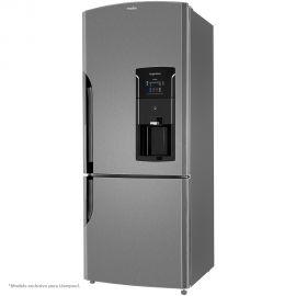 Refrigerador 2Ptas BM Full Door Mabe 520 L Inox Despachador