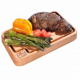 Plato para cortes gourmet