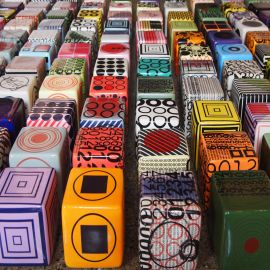 Printed Cubes