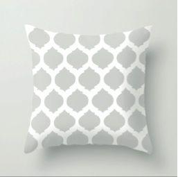 Cojín Grey Pattern