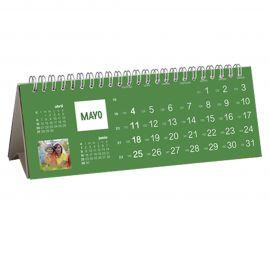 Calendario de escritorio (24 x 10.5 cm)