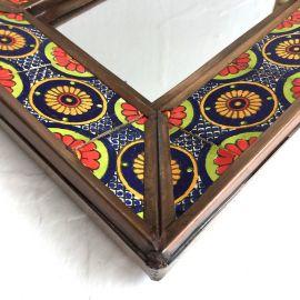 Charola de mosaicos Chica 37x24x5
