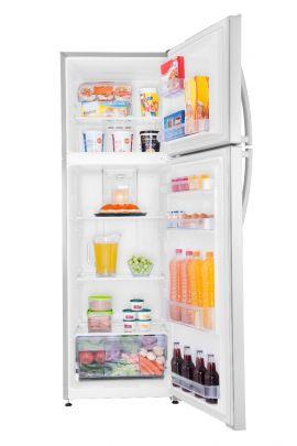 Refrigerador 2ptas tmnf Mabe 302.34 L silver