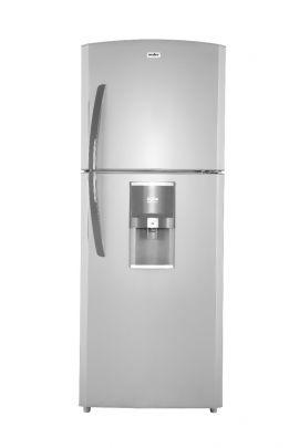 Refrigerador 2ptas tmnf Mabe 368.77 L silver