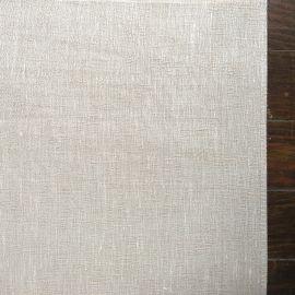 Juego de cama 100% lino color lino Individual