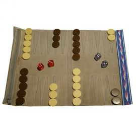 Backgammon Gris