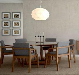 Mesa de comedor Agave 100% madera