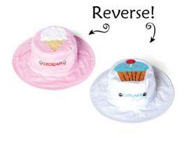Gorro Reversible i-Scream/Cupcake