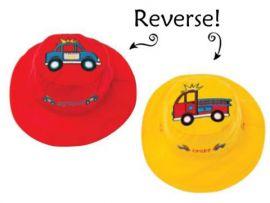 Gorro Reversible Bomberos-Policía