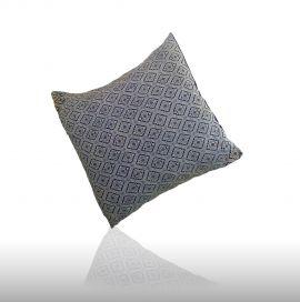 Cojín decorativo brocado en telar de cintura