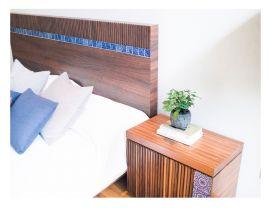 Mesa de madera para 4 Personas