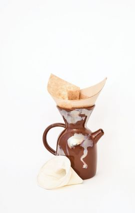 Cafetera Pour Over 1 L Calabaza
