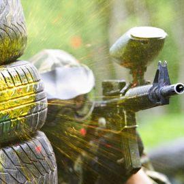 Gotcha y tiro con arco en Xamay Xtremo