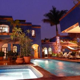 Hotel villa del ensueño - plan romántico
