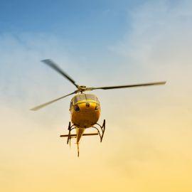 Vuelo en helicóptero Monterrey