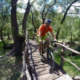Tour en bici de montaña Querétaro