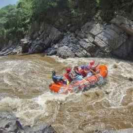 Rafting río Amacuzac