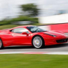 Manejo en pista VIP ferrari 458 Italia