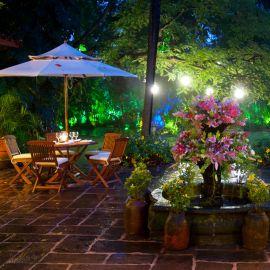 Masaje relajante en Casa en el campo hotel & spa
