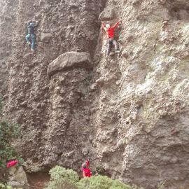 Un reto de alturas