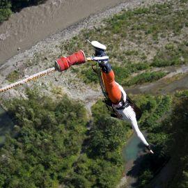 Salto en bungee en Cola de caballo para 2