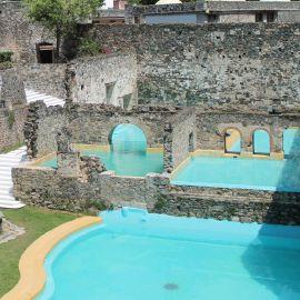 Hotel Hacienda Santa María Regla paquete romántico