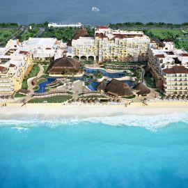 Hotel Fiesta Americana condesa Cancún una noche