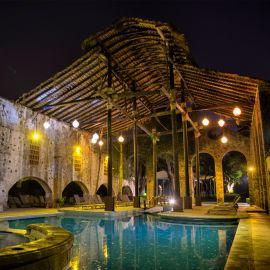 Hotel Fiesta Americana hacienda San antonio el puente una noche