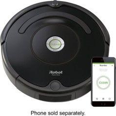 iRobot Roomba 675 Wi-Fi Robot Vacuum Cleaner