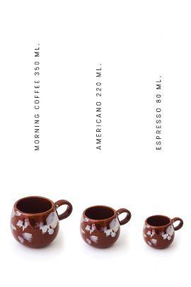 Taza Morning Coffee Calabaza