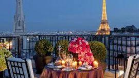 Cena Romántica en París