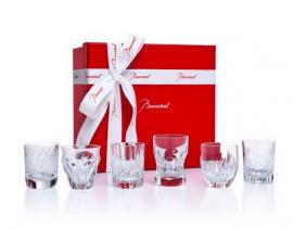 Baccarat Shot Glasses Set of 6