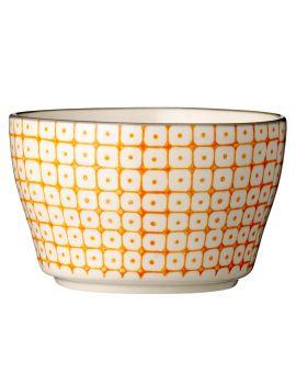 Carla Bowls naranja