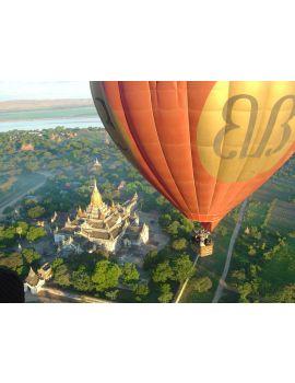 Viaje en Globo por Bagan Para Dos
