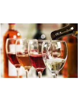 Cata de vino y champaña