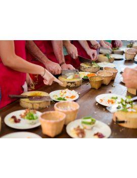 Clase de cocina Thai