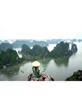 Excursión por la Bahía Halong