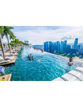 Hotel Marina Bay Sands Singapur