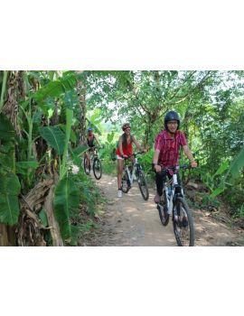 Paseo en bici por Hoi An