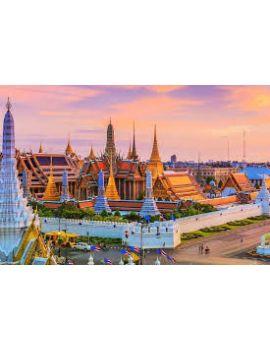 Tour de Templos en Bangkok, Tailandia
