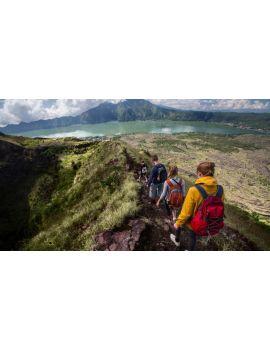 Caminata Volcán Bali