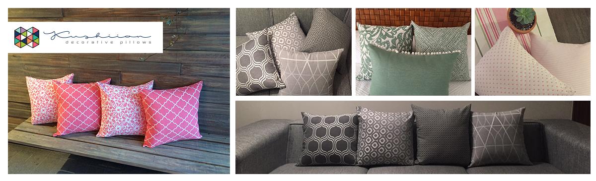 Kushiion Pillows